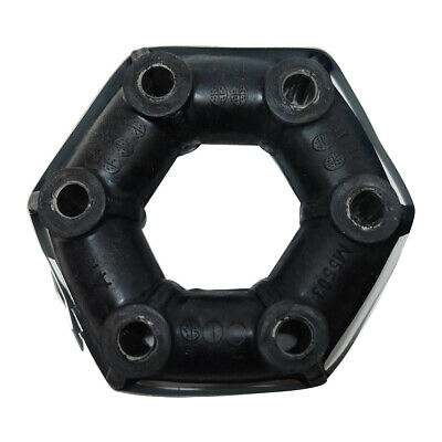 Grass Topper Rubber Drive Coupling For Fleming Abbey Conor  Major