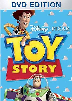 Disney Pixar Toy Story Dvd Edition Brand New Factory Sealed Fast Free Shipping