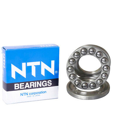 H●NTN 51209 Thrust Ball Bearing 45x47x73mm.