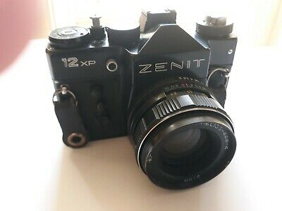 Zenith 12 XP SLR Camera With Helios Lens