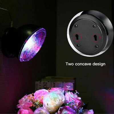 Relaxing Ocean Wave Music LED Night Light Projector Remote Lamp Baby Gift E8F2O