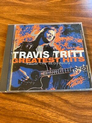 Greatest Hits: From the Beginning by Travis Tritt (CD, Sep-1995, Warner Bros.).E