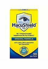 MacuShield Original Formula One-A-Day Food Supplement - 30 Day Pack