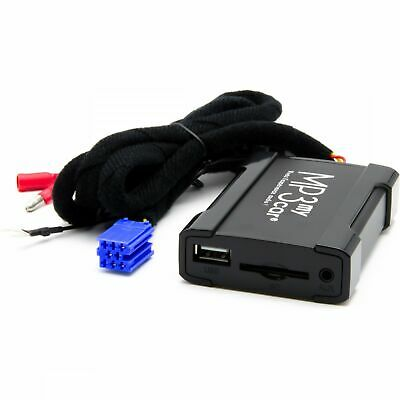 Interface MP3MyCar USB SD AUX MP3 Audi A2 A3 A4 A6 A8 TT av 2005