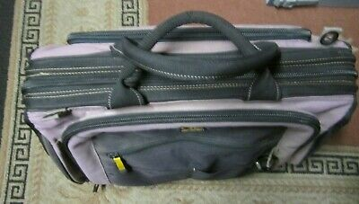 CLC Custom Leather Craft Soft Tool Bag 1539 Used, No Shoulder Strap