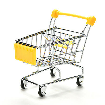 Parrot Bird MINI Supermarket Shopping Cart Children Toy Intelligence GrowthTo~GN