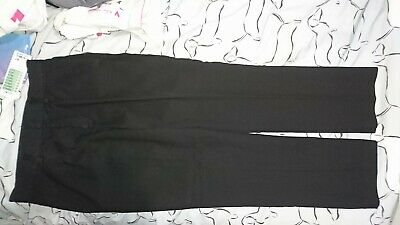 Next black school trousers, age 13yrs. 3 pairs - fantastic condition!