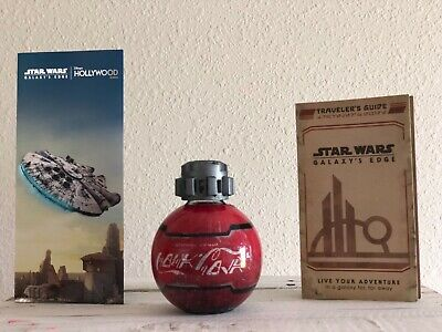 DisneyWorld Star Wars Galaxys Edge Coke Bottle Thermal Detonator Coca Cola