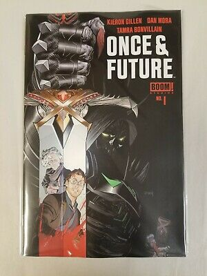 Once & Future #1 BOOM! Studios Main Cover NM