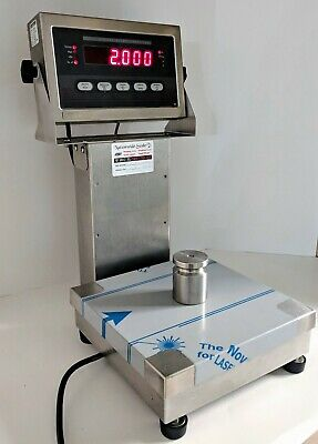 Rice Lake IQ plus 355 Platform Scale (10 x 0.005 lb)