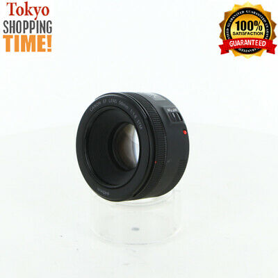 Canon EF 50mm F/1.8 STM Lens from Japan