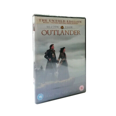 Outlander Seasons 4 - FREE SHIPPING