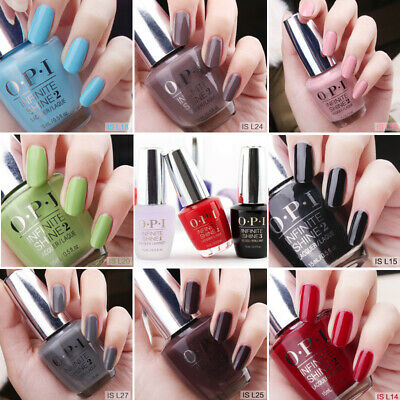 OPI Infinite Shine Nail Polish Lacquer Enamel ISL01-68 Choose Any One 0.5oz/15ml