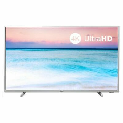"S0423279 171342 TV intelligente Philips 55PUS6554 55"" 4K Ultra HD LED WiFi Argen"