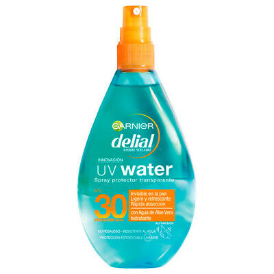 S0544673 174042 Spray Protecteur Solaire Uv Water Delial SPF 30 (150 ml)