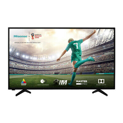 "S0416213 171341 TV intelligente Hisense 32A5600 32"" HD DLED WIFI Noir"