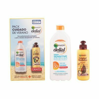 S0544663 176750 Set de protection solaire Sensitive Delial SPF 50+ (2 pcs)