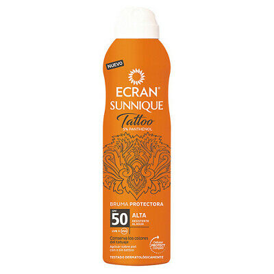 S0543020 174042 Brume Solaire Protectrice Tattoo Ecran (250 ml)