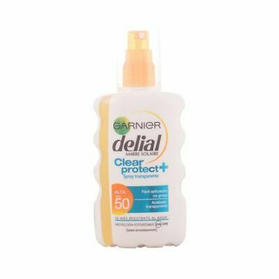 S0544657 181491 Spray Protecteur Solaire Clear Protect Delial SPF 50+ (200 ml)