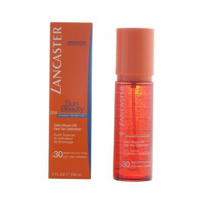 S0548272 181868 Optimiseur de Bronzage Sun Beauty Lancaster SPF 30 (150 ml)