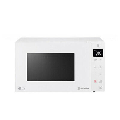 S0415793 174611 Micro-ondes avec Gril LG MH6336GIH 23 L ECO 1000 W Blanc