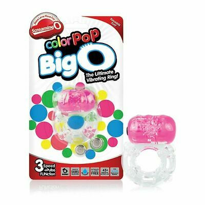 S13002530 176750 Couleur Pop Big O Rose The Screaming O SCCPBO