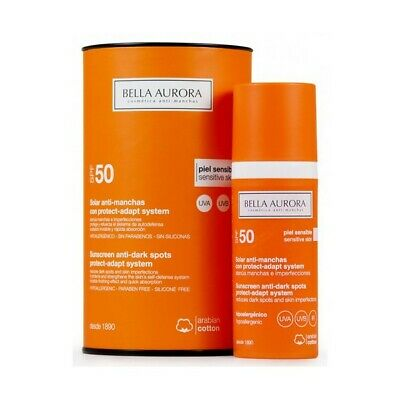 S0563724 256475 Fluide Solaire Anti-Tâches Protect-adapt System Bella Aurora SPF