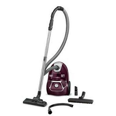 S0409059 176750 Aspirateur à sacs Rowenta RO3969EA 3L 750W Easy Brush Bordeaux A