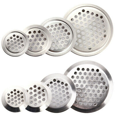 Pack of 20pcs Breathable Ventilation Air Vent Grille for Cupboard Wardrobe