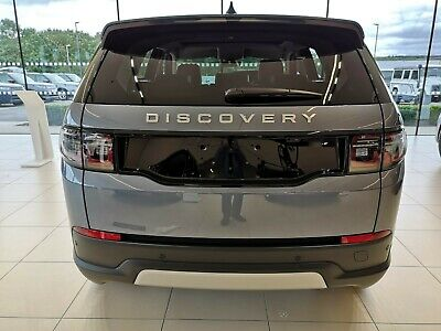 Genuine LandRover Discovery Sport Number Plate Moulding trim Dynamic Style