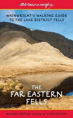 Wainwright's Illustrated Walking Guide to the Lake District Fells B...