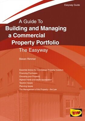 BUILDING & MANAGING/COMMERCIAL PROPERTY