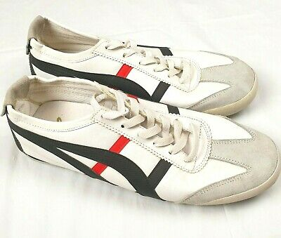 asics onitsuka tiger Biku canvas trainer shoe Size UK 7 Eur
