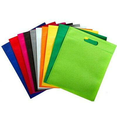 Coloured Non Woven Bag with Carry Handles - Party Treat Goodie Gift Bag