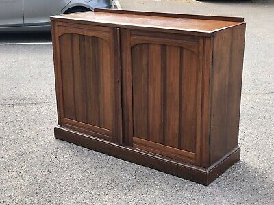 Victorian Mahogany Shop Haberdashery Cabinet With Pull Out Storage Drawers