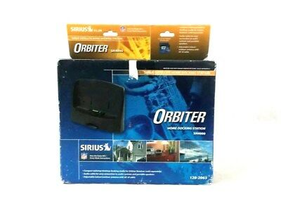 Sirius Home Docking Station for Orbiter Receiver SR4000 SH4000