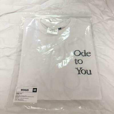 SEVENTEEN WORLD TOUR Ode to You in Seoul official T-SHIRT TEE M SIZE WOOZI