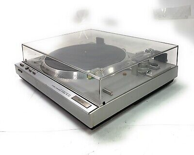 Vintage Sony PS T33 fully automatic direct drive turntable - Works Great