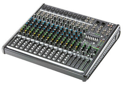 Mackie PROFX16V2 16-Channel Analog Mixer With Effects, USB Interface