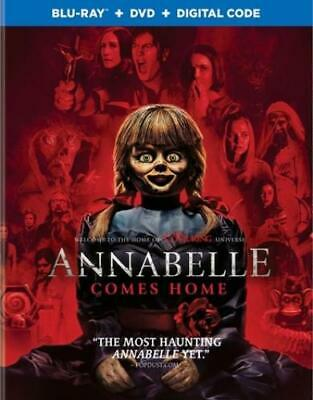 Annabelle Comes Home (DVD,2019)