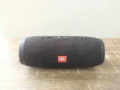 JBL Charge 3 Waterproof Portable Speaker Black
