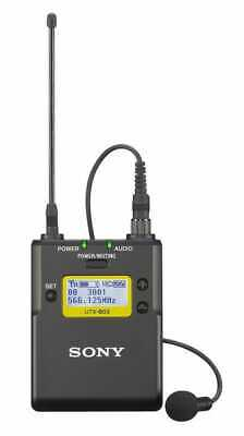 Sony UWP D Lavalier Plug on Wireless Microphone SYS CE42