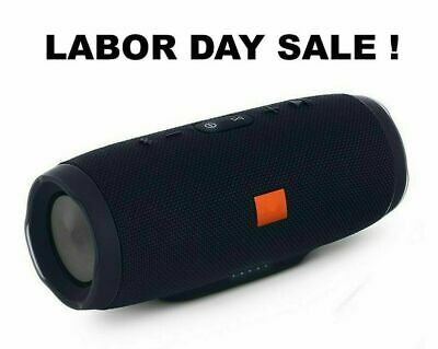Wireless Portable bluetooth Speaker Stereo Bass AUX USB TF Music Loudspeaker