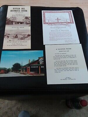 Buffalo Bill Historical Center Brochure