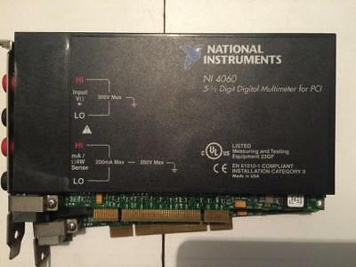 1Pc  Used Pci4060 Card Ni Pci-4060 National Instruments 100% test #A5