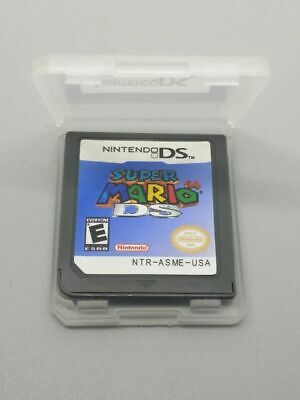 Super Mario 64 Game Card For Nintendo 3DS NDSL DSI DS US Version
