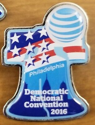 2016 Democratic National Convention Pin