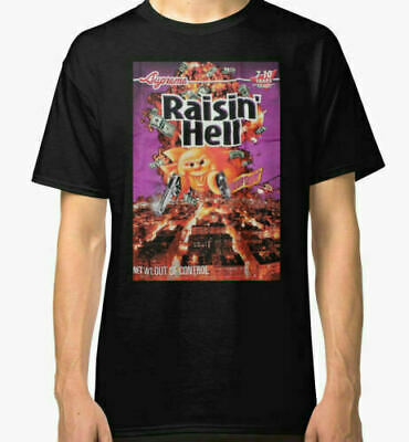 New Raisin Hell T shirt S-5XL
