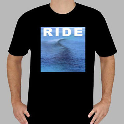 New RIDE Nowhere British Rock Band T shirt S-5XL