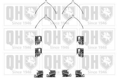 T19 1.6 Front 92 to 97 4A-FE ADL Brake Pad Fitting Kit fits TOYOTA CARINA AT190